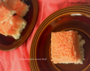 no-cook-instant-coconut-barfi
