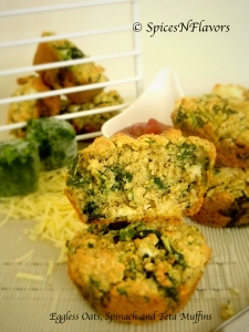 eggless-oat-spinach-and-feta-muffins