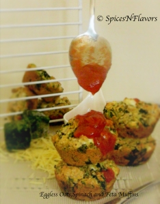eggless-oats-spinach-and-feta-muffins