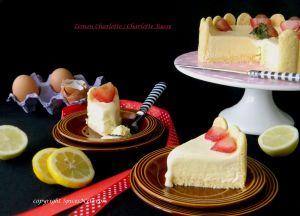 lemon charlotte | charlotte russe | spicesnflavors.com